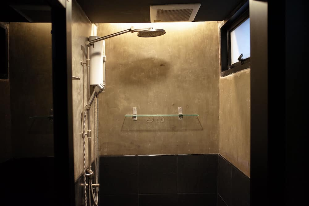WL Classic: King Room with Private Bathroom - 浴室