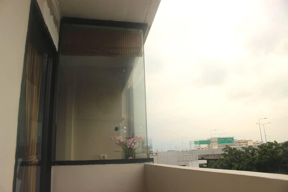 aukštesnės klasės kambarys - Balkonas