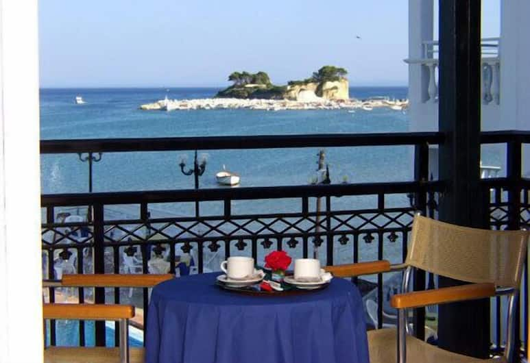 Denise Beach Hotel, Zante, Balcone
