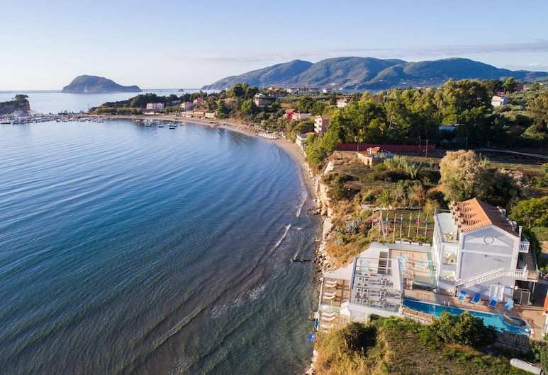 Denise Beach Hotel, Zakynthos, Plaj
