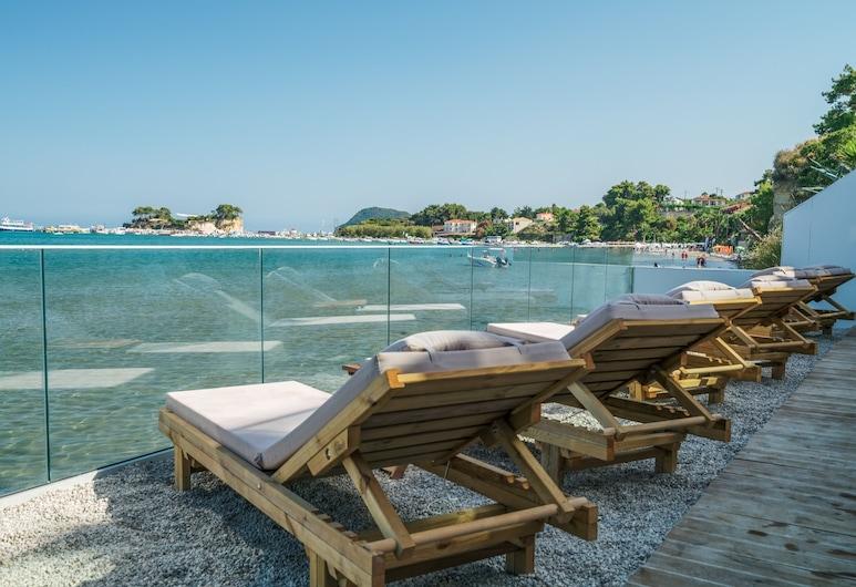 Denise Beach Hotel, Zakynthos, View from property