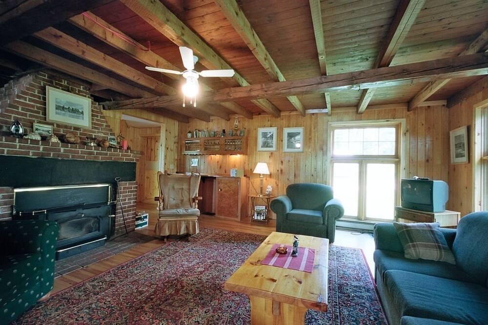Lodge, 6 Chambres, Cuisine - Coin séjour