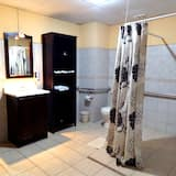 Economy Triple Room, Multiple Beds (With Fan) - Bathroom