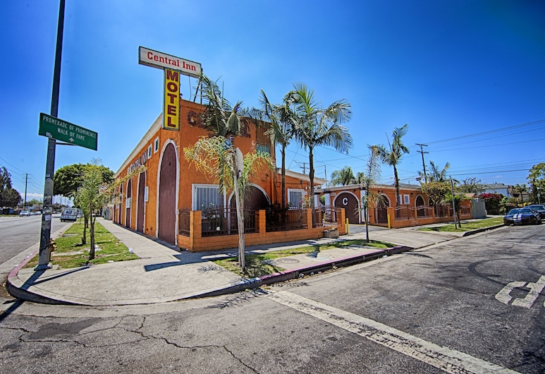 Central Inn Motel, Los Angeles