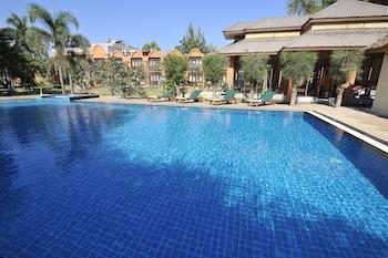 Selline näeb välja Bawga Theiddhi Hotel, Nyaung-u