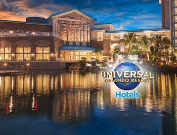 Foto del Universal's Loews Sapphire Falls Resort en Orlando