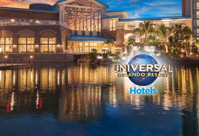 Universal's Loews Sapphire Falls Resort, Orlando, Esterni