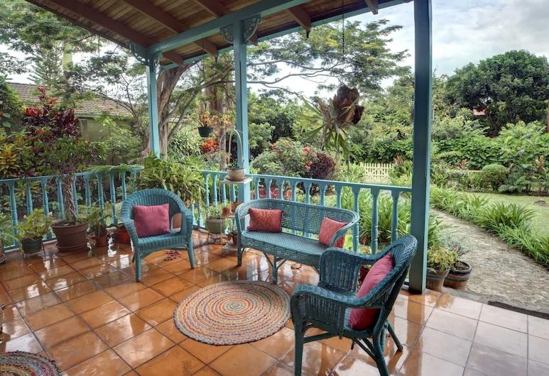 Casa de las Tías, Escazu, Terrace/Patio