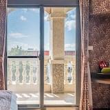 Deluxe Tek Büyük Yataklı Oda, Balkon - Oda