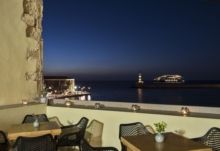 Elia Zampeliou Hotel-Adults Only, Chania, Terrace/Patio