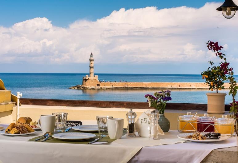 Elia Zampeliou Hotel-Adults Only, Chania, Breakfast Area