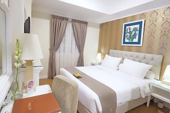 Cakarta bölgesindeki F Hotel Jakarta resmi