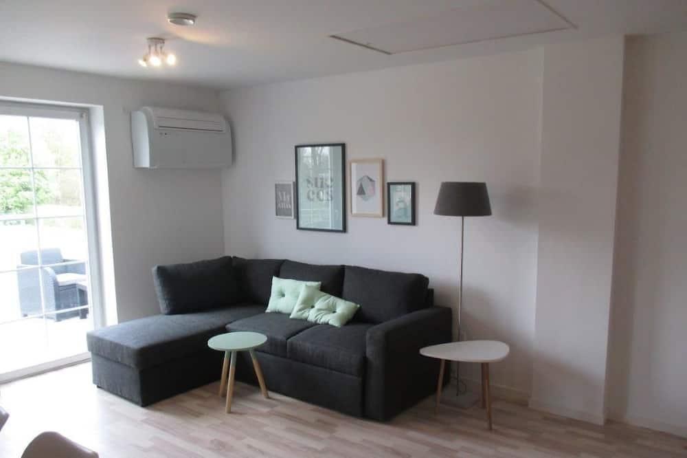 Семейные апартаменты, 3 спальни - Гостиная