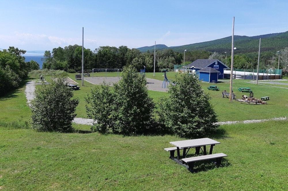 Quang cảnh công viên