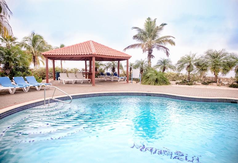 Marazul Dive resort, Sabana Westpunt, Alberca