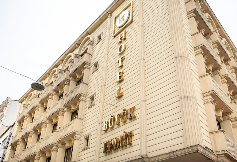 Hotel Buyuk Hamit, Κωνσταντινούπολη