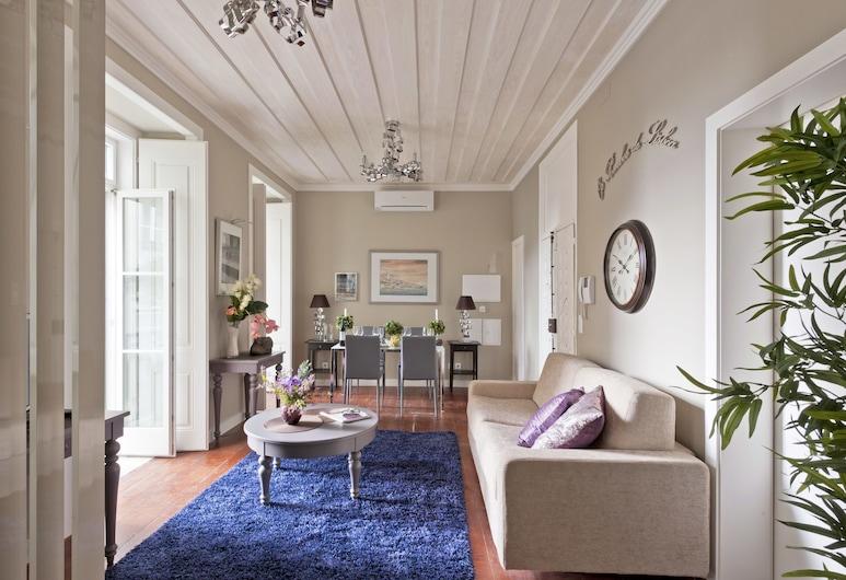 Lisbon Colours, Lisbon, Apartment, 1 Bedroom, Kitchenette, Bilik Rehat