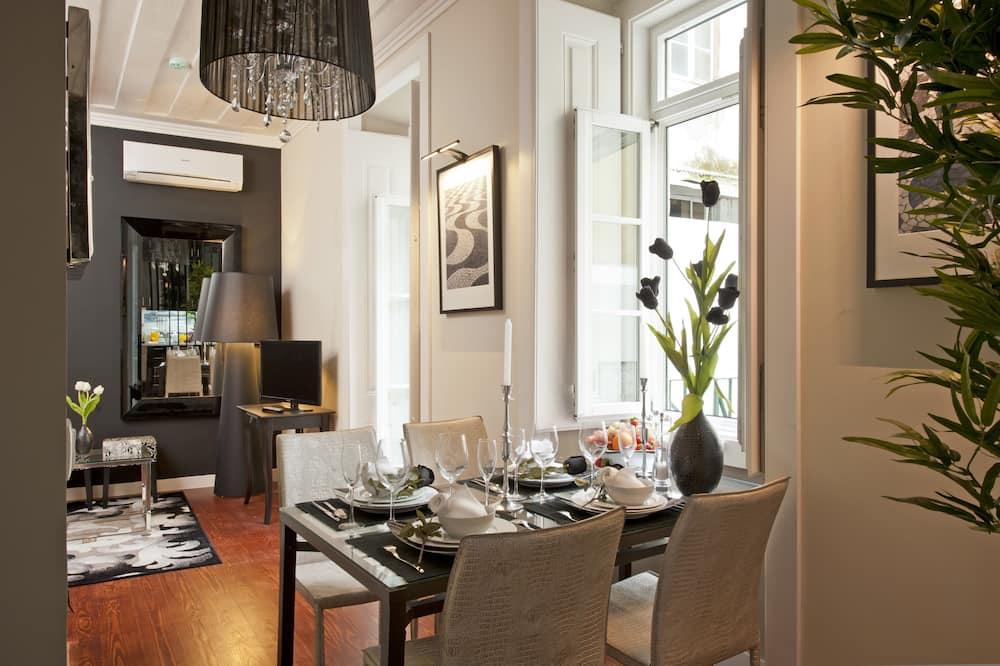 Apartamento, 1 habitación, cocina básica - Comida en la habitación