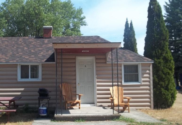 Kincardine Guest Cottage Motel, Kincardine, קוטג', 2 חדרי שינה, חדר