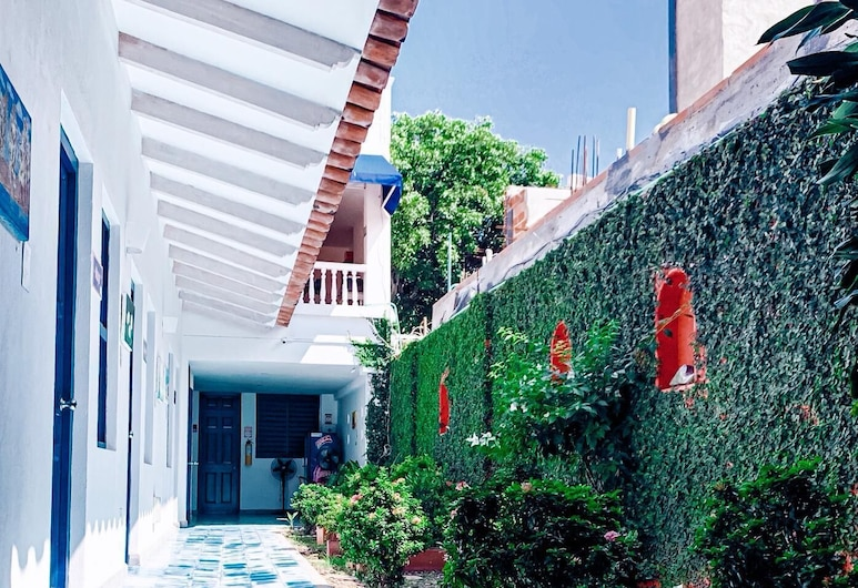 Zana Hotel Boutique, Cartagena, Garden