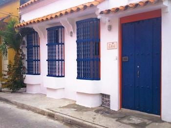 A(z) Zana Hotel Boutique hotel fényképe itt: Cartagena