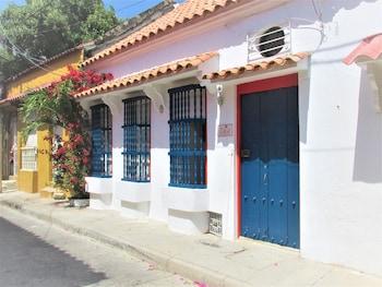 Foto van Zana Hotel Boutique in Cartagena