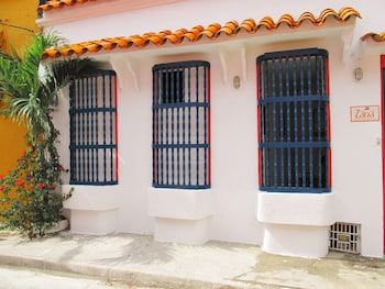 Foto van Zana Hotel Boutique in Cartagena