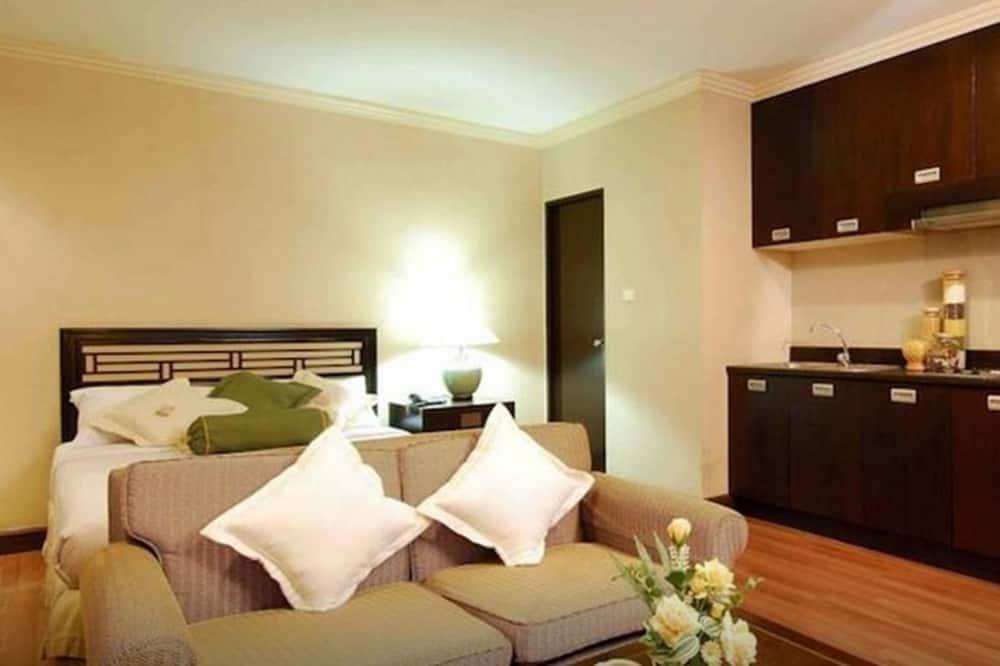 Apartmán typu Executive, 1 spálňa - Kúpeľňa