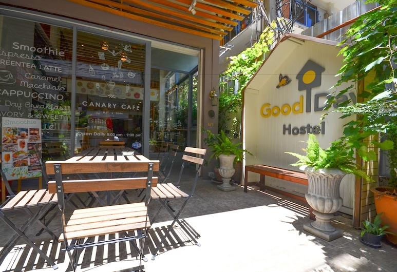 Good Day Hostel, Bangkok, Outdoor Dining