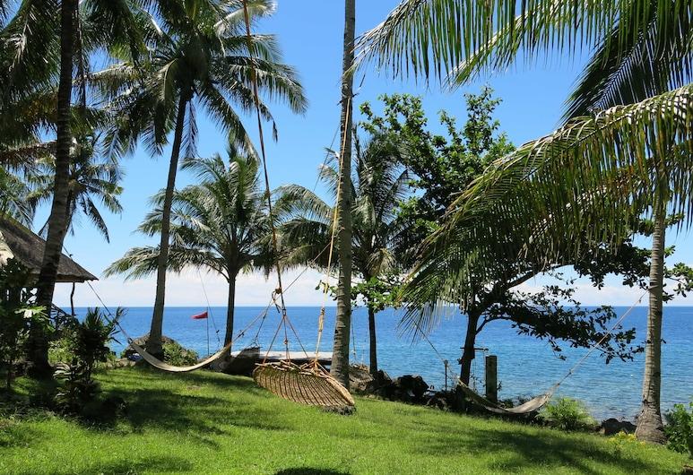 Camiguin Volcan Beach Eco Retreat & Dive Resort, Mambajao, Property Grounds