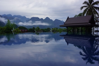 Picture of Silver Naga Hotel in Vang Vieng