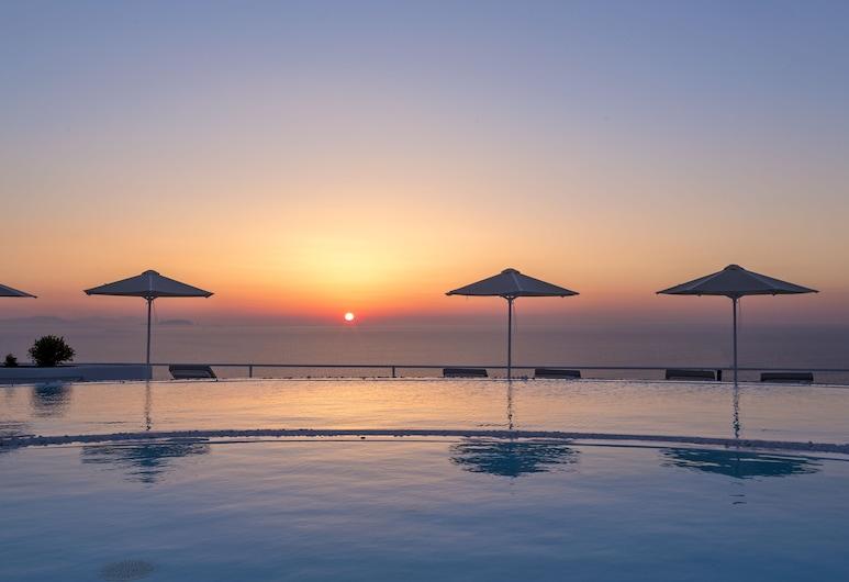 Amber Light Villas Santorini, Santorini, Outdoor Pool