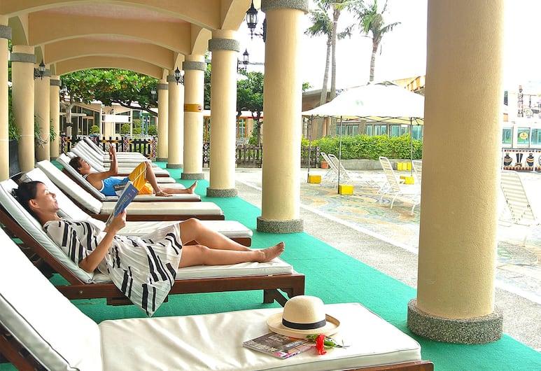福華渡假飯店 - 經典館, 恆春鎮, 室外游泳池