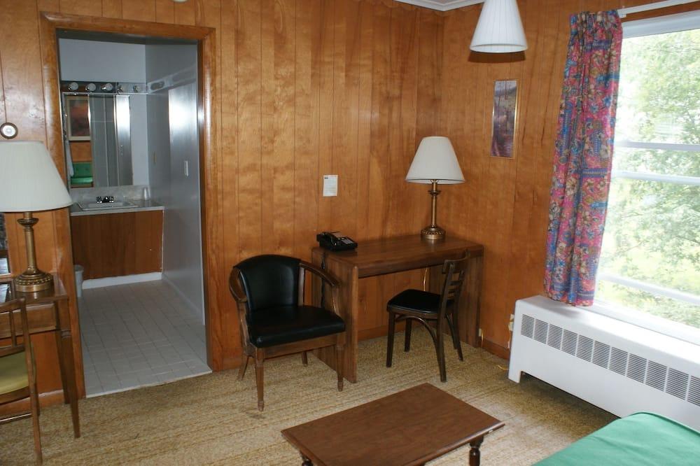Habitación, 2 camas Queen size - Sala de estar