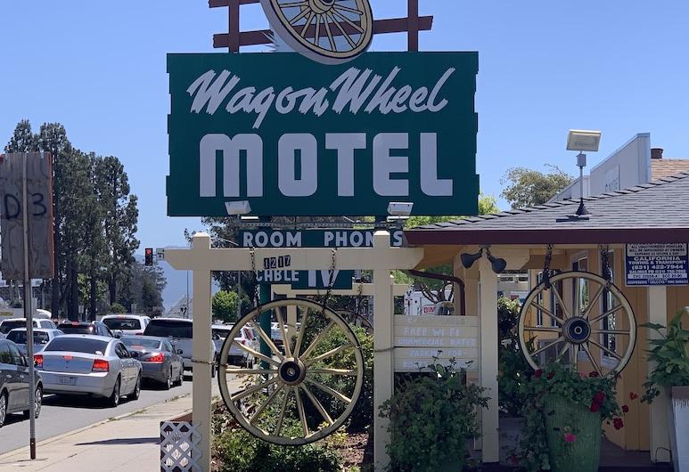 Wagon Wheel Motel, Salinas