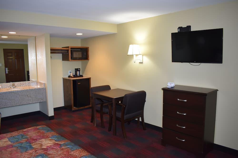 חדר סטנדרט, מיטת קינג, ללא עישון (NRF) - חדר אורחים