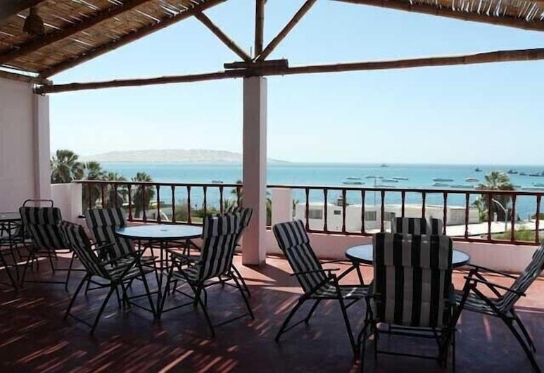Hostal Los Frayles, Paracas, Terrasse/Patio