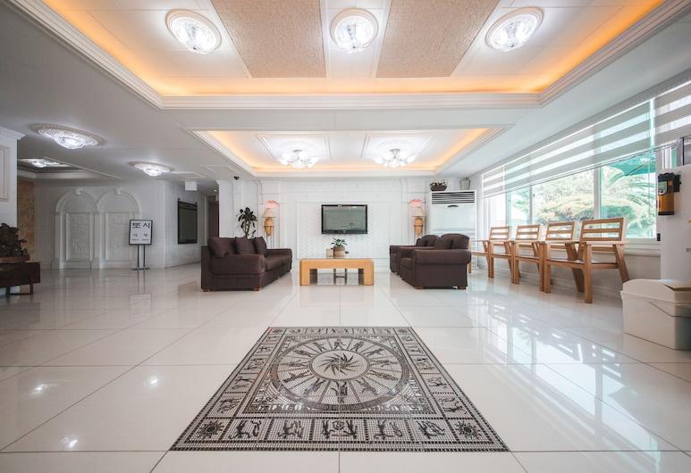 Jungmun Resort, Seogwipo, Lobby