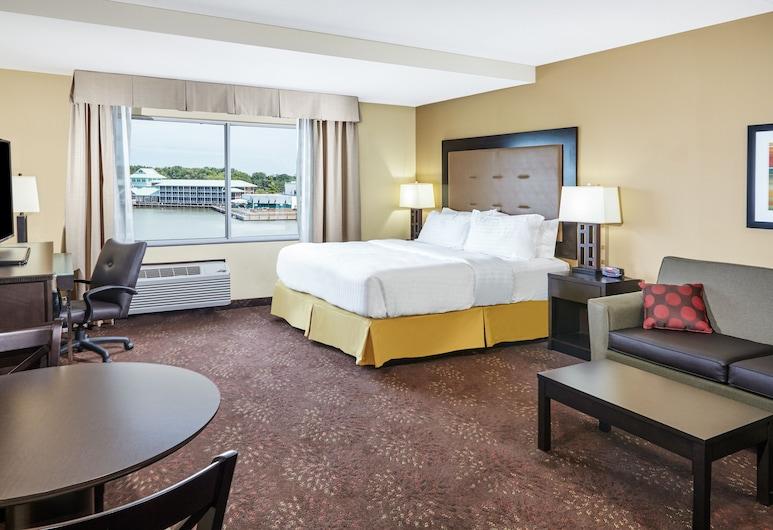 Holiday Inn Express & Suites Sandusky, Sandusky, Pokój, Łóżko king, dla niepalących (Feature), Pokój