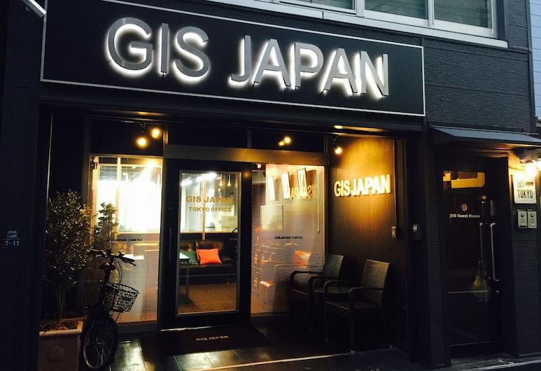 GISゲストハウス東京, 新宿区, ホテルのフロント - 夕方 / 夜間