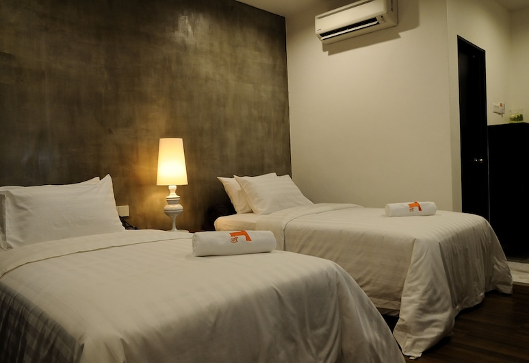 T+ Hotel Sungai Korok, Alor Setar, Premier kamer, Kamer