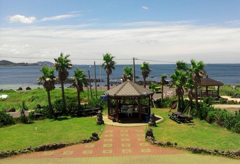 海洋貝斯特維爾飯店, Jeju City, 花園
