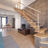 House (Água) - Living Room