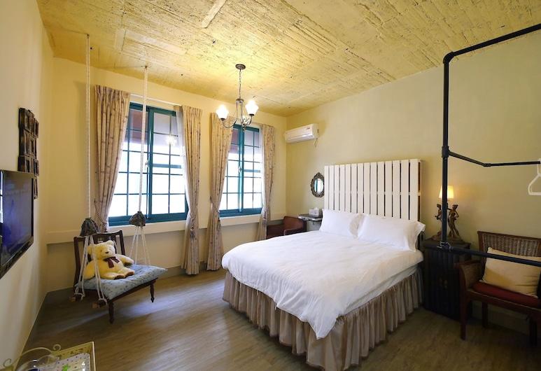 Rabbit house hotel, Kaohsiung, Dvojlôžková izba, Hosťovská izba