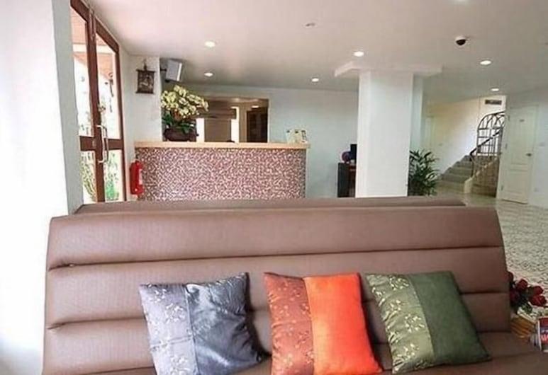 頂樓美景酒店, 曼谷, 大堂閒坐區