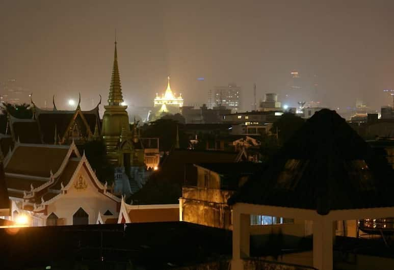 Roof View Place, Bangkok, Blick vom Hotel