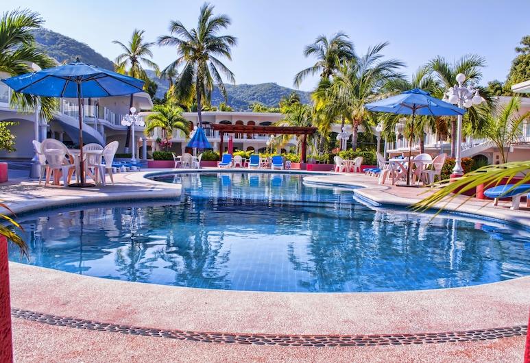 Hotel Costa Azul, Акапулько