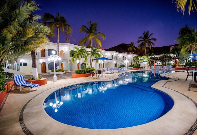 Hotel Costa Azul, Acapulco, Kinderpool