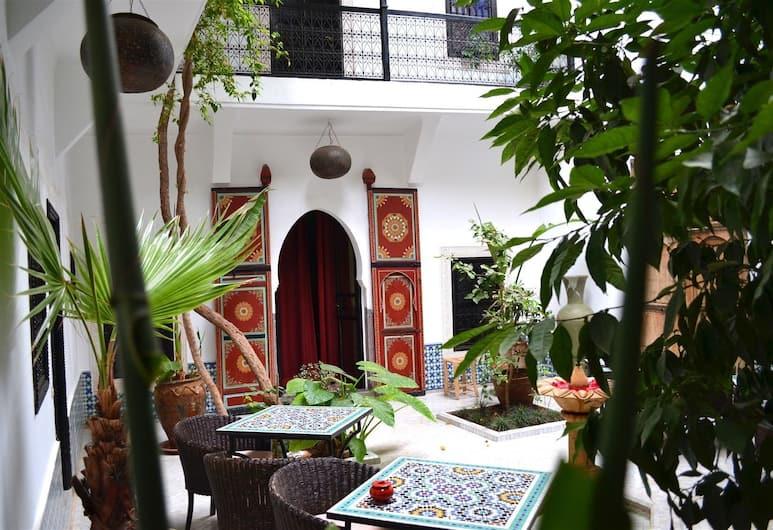 雷納庭院酒店, 馬拉喀什, 大堂