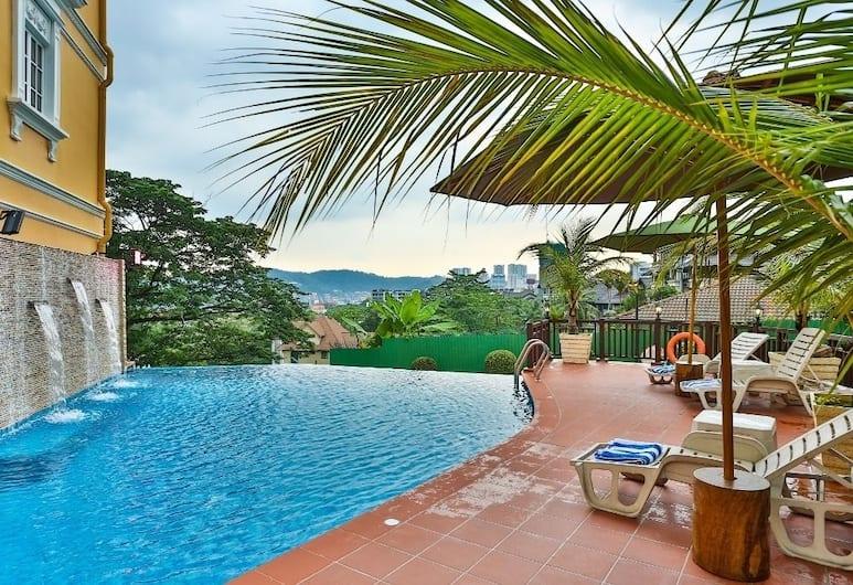 Kapitan Hill@Cempenai Parc Residences, Kuala Lumpur, Outdoor Pool
